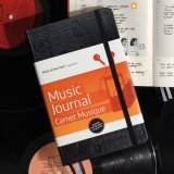 Moleskine Musik-Journal Music Passions